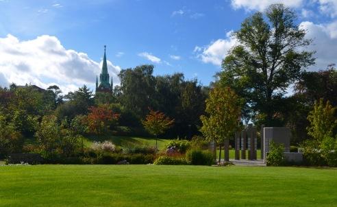 The asklund @ östra kyrkogarden