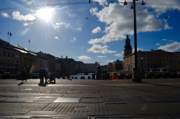 Gothenburg: The sun is shining and so are you