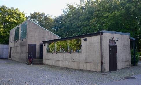 Lewerentz's famous flower shop