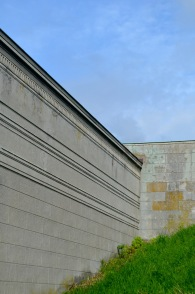 Östra building detail- straight lines do not exist in nature