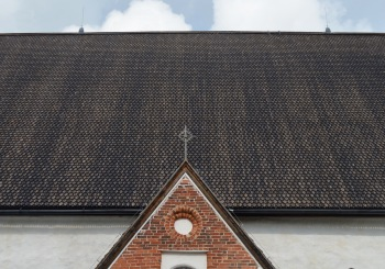 New Church Roof in Porvoo