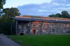 old helsinki fortress