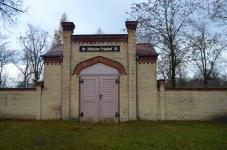 jewish cemetery in Oranienburg