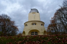 einstein turm for observation of the sun