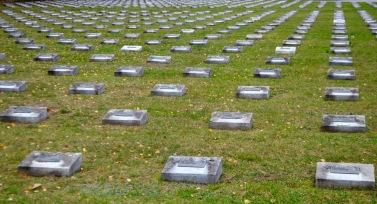 Italian soldier memorial