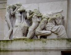 Aux Morts ossuary